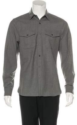 Todd Snyder Woven Button Shirt