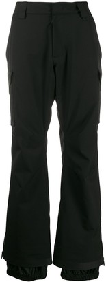 Moncler elasticated cuff trousers