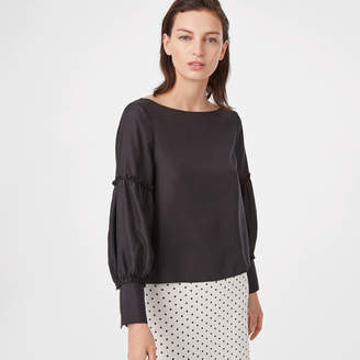 Club Monaco Morites Silk Top