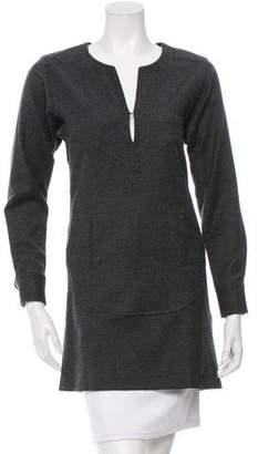 Etoile Isabel Marant Wool Long Sleeve Tunic