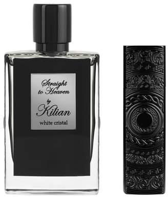 Icon Eyewear Kilian The Straight to Heaven, white cristal Refillable Fragrance Set