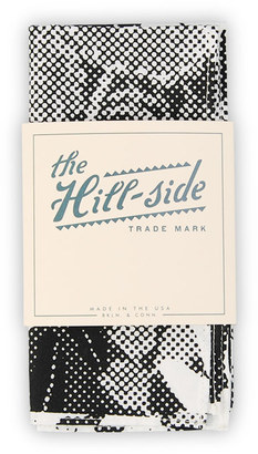 The Hill-Side x TOMS Big Halftone Floral Print Pocket Square $39 thestylecure.com