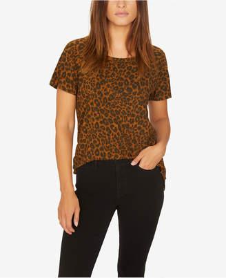 Sanctuary Cotton Scoop-Neck T-Shirt