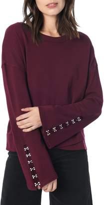 Joe's Jeans Flare Sleeve Sweatshirt