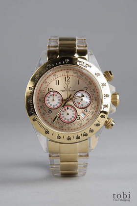 Toywatch Chronograph Watch