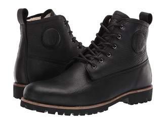 Blackstone Lug Sole Sheepskin Boot