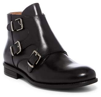 Vintage Foundry Henry Monk Strap Leather Boot