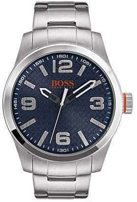 BOSS Men's Paris Bracelet Watch, 44mm