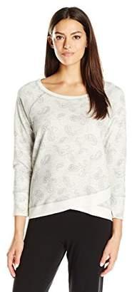 Karen Neuburger Women's Long Sleeve Top Pajama Shirt PJ