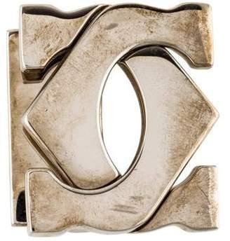 Cartier Metal Belt Buckle