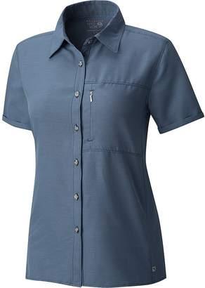 Mountain Hardwear Canyon Short-Sleeve Shirt - Women's