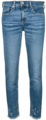 Rag & Bone straight jeans