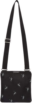 Alexander McQueen Black Crossbody Bag