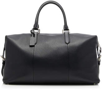 Smythson Burlington Leather Carry-On Tote