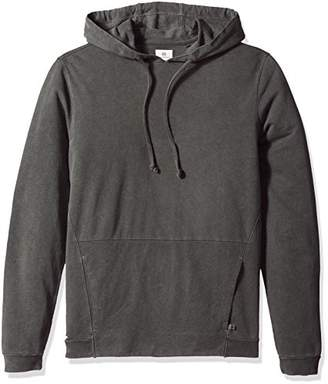 AG Adriano Goldschmied Men's Eloi Pullover in True Black