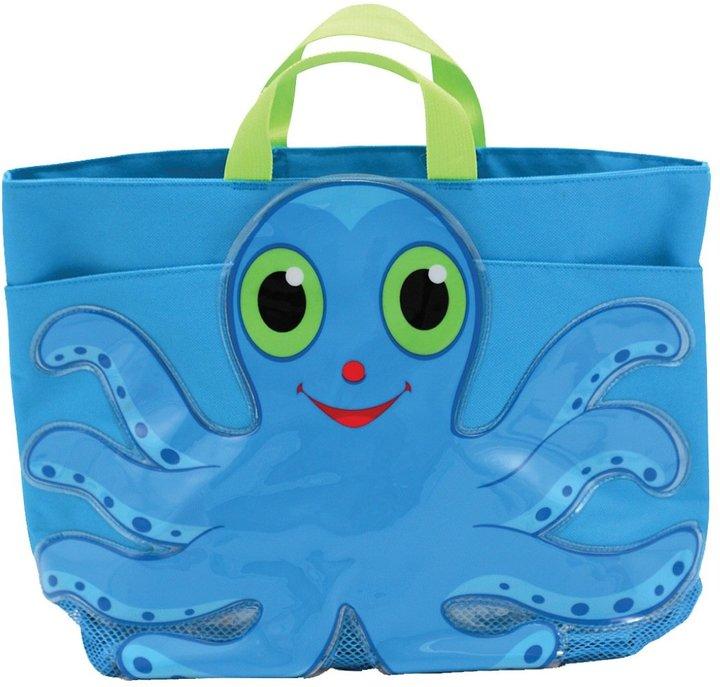 Melissa & Doug Flex Octopus Beach Tote Bag
