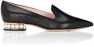 Nicholas Kirkwood Women's Casati Leather Loafers