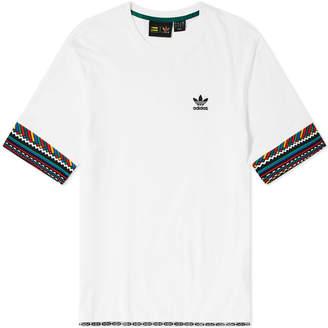 adidas by Pharrell Williams SOLARHU Trefoil Tee
