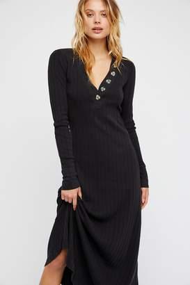 Fp Beach Sunflower Maxi Dress