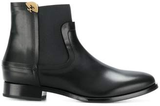Fabi elasticated ankle boots