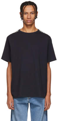Missoni SSENSE Exclusive Navy Cotton T-Shirt