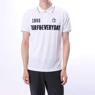 Munsingwear (マンシングウェア) - マンシングウエア Munsingwear メンズ ゴルフ 半袖 シャツ ニットMGMLJA32
