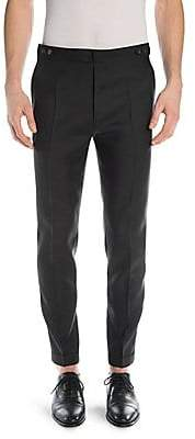 DSQUARED2 Men's London Wool Silk Trousers