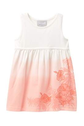 Coccoli Ombre Tank Dress (Baby Girls)