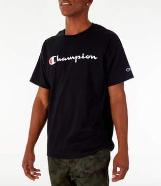 Champion Men's Graphic Jersey T-Shirt
