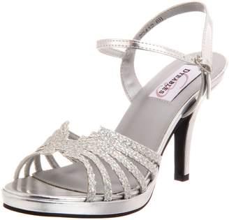 Dyeables Women's Leah Platform Sandal