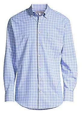 Peter Millar Men's Austin Plaid Shirt