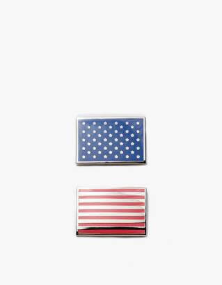 Prize Pins Stars and Stripes Pin