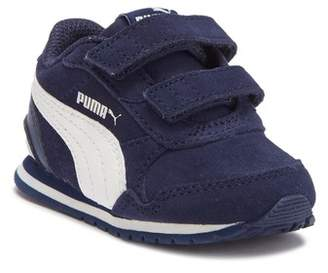 Puma St. Runner V2 Suede Sneaker (Baby & Toddler)