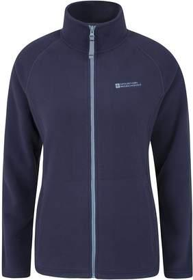 Warehouse Mountain Ash Womens Fleece Jacket - Full Zip Ladies Coat