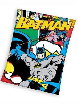 Batman Fleece Blanket