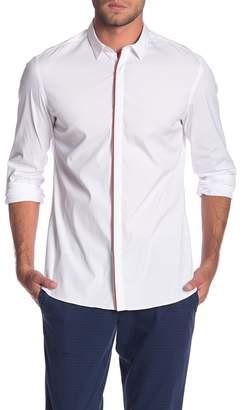 The Kooples Paper Popeline Shirt