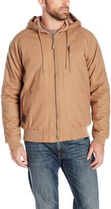 Wrangler RIGGS WORKWEAR Men's Utility Hooded Jacket