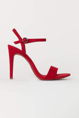 H&M Sandals - Red