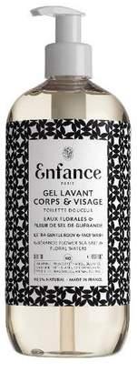 Enfance Paris Body Face Wash Gel 500Ml