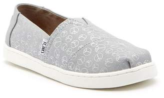 Toms Classic Slip-On Sneaker (Little Kid & Big Kid)