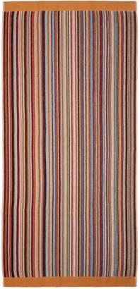 Paul Smith Multicolor Stripe Beach Towel