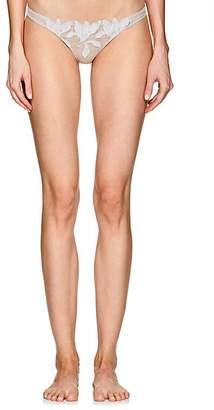 Fleur Du Mal Women's Lily Bikini Briefs