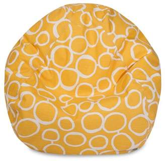 Majestic Home Goods Fusion Large Classic Bean Bag Chair