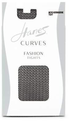 Hanes Herringbone Tights