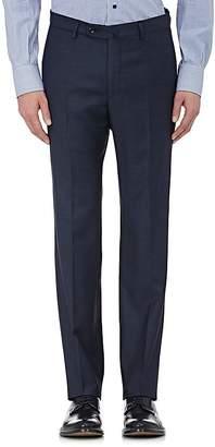 Incotex Men's B-Body Classic-Fit Wool Trousers