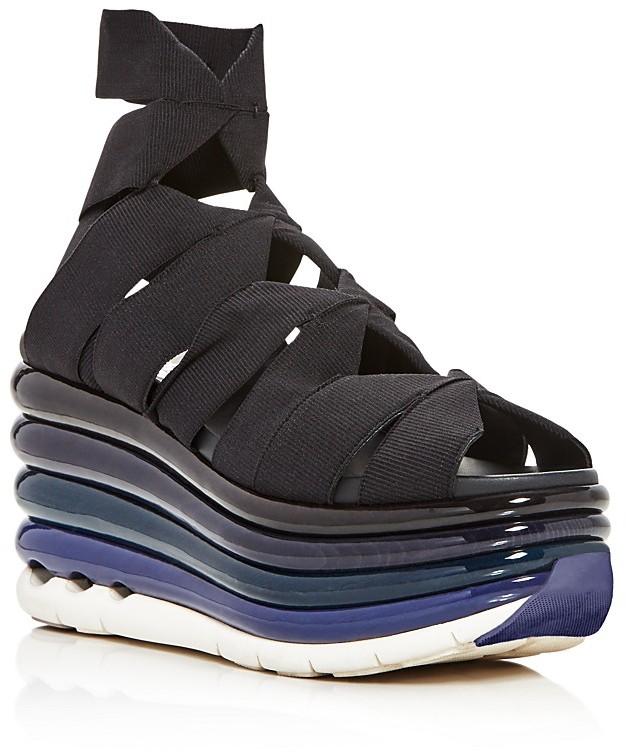 Salvatore FerragamoSalvatore Ferragamo Eiko Wedge Platform Sandals