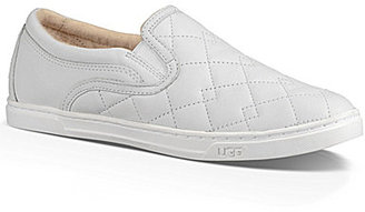 UGG® Fierce Deco Quilt Sneakers $100 thestylecure.com