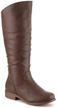 Journee Collection Lawren Wide Calf Boot - Women's