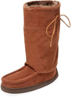 Manitobah Mukluks Women's Hunter Mid Mukluk Boot