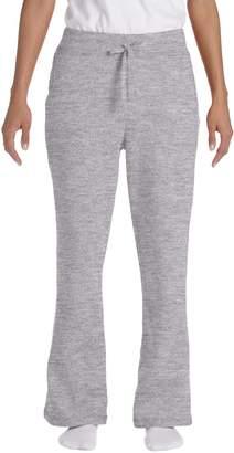 Gildan Heavy Blend Ladies 8 oz., 50/50 Open-Bottom Sweatpants